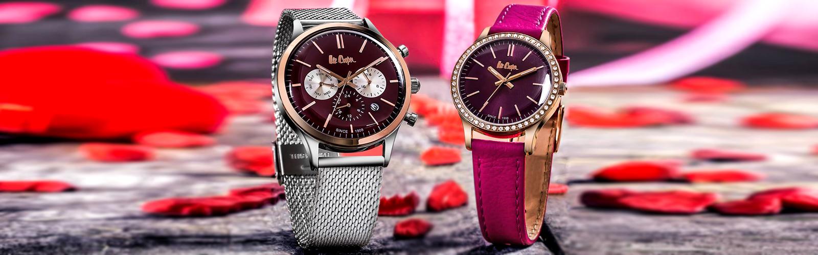 Выбираем стильные часы Lee Cooper -