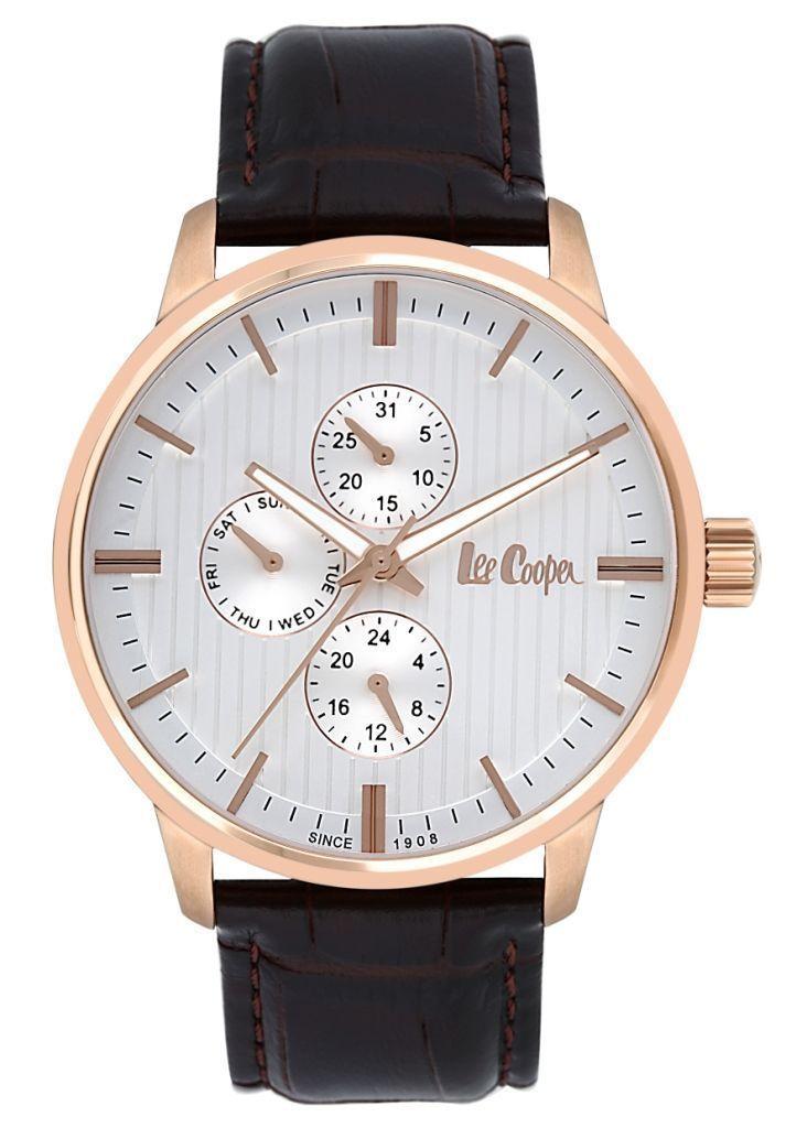 Наручные часы Lee Cooper мужские, LC-32G-D - Slim Time в Москве b5b73312718