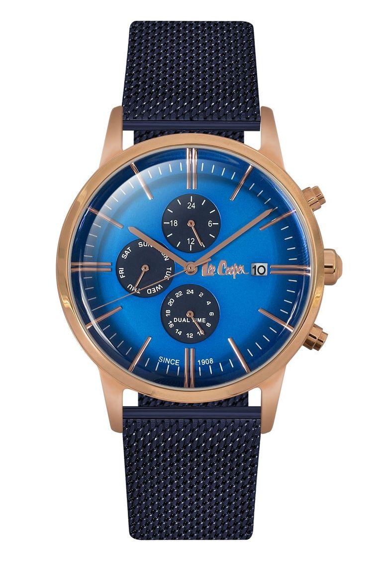 Наручные часы Lee Cooper (Ли Купер) мужские, LC06269.490 - Slim Time ... a9491fc8e44