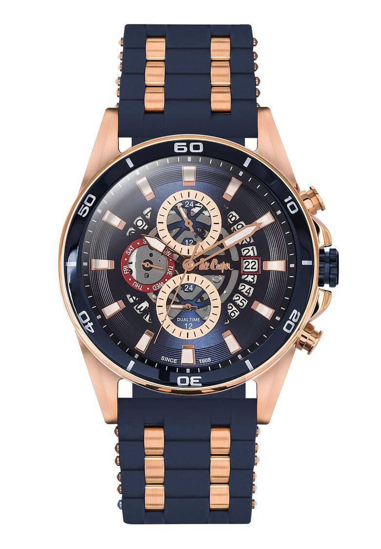 Наручные часы Lee Cooper (Ли Купер) мужские, LC06307.999 - Slim Time ... b394762b2f6