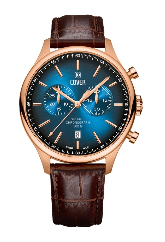 Наручные часы Cover мужские, CO192.07 - Slim Time в Москве f3cd687ea6f