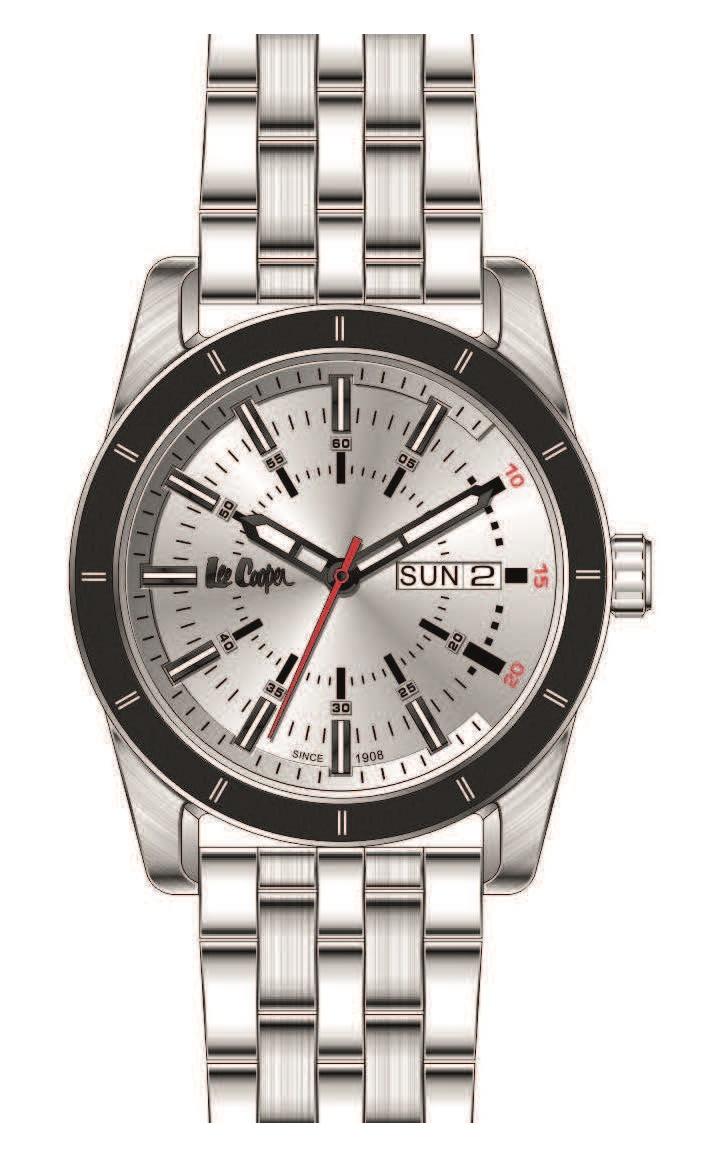 Наручные часы Lee Cooper (Ли Купер) мужские, LC06776.330 - Slim Time ... 50845e993dc